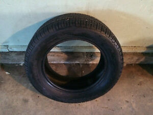 """225/55/16"""" Goodyear Eagle Tire 90% Thread,  Like new condition,"""