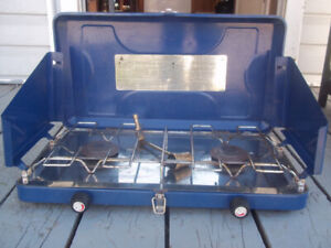 propane camping cooking stove