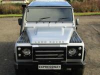2008 Land Rover Defender 90 2.4 TDi XS 4X4 3dr