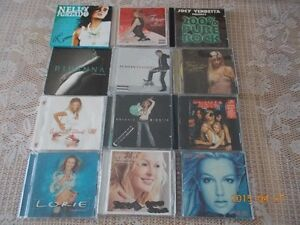 MUSIC CD $5.00 EACH