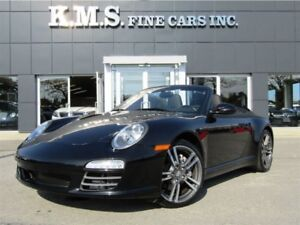 2009 Porsche 911 Carrera 4| CABRIOLET| WIDE BODY| 6SPD|