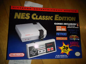 nes classic edition *** officially discontinued by nintendo ***