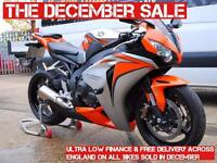 2011- HONDA CBR1000RR FIREBLADE,IMMACULATE CONDITION, £7,000 OR FLEXIBLE FINANCE