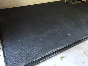 4x6 ft Fitness Rubber Gym Mat
