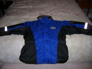 LADIES MUSTANG SNOWMOBILE PARKA
