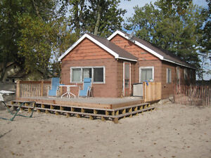 Beach Front Cottage for rent - Long Point Beach