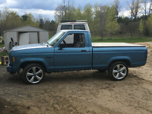 1988 Ford Ranger Custom Pickup Truck