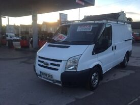 Ford transit Swb in white clean van no vat