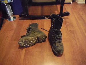 Dakota Cork work boots
