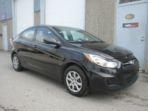 2012 Hyundai Accent GL Berline ***automatique,A/C***