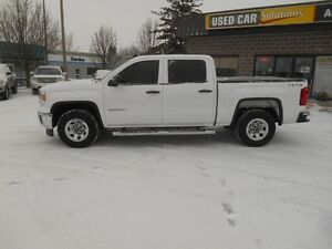 2015 GMC Sierra 1500 Base Crew Cab Short Box 4WD Peterborough Peterborough Area image 3