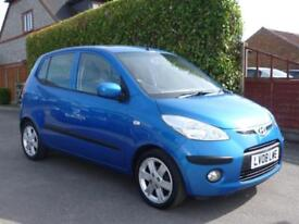 HYUNDAI 110 1100cc STYLE.... LOW MILEAGE FULL MAIN-DEALER SERVICE HISTORY.....