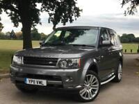 2011 Land Rover Range Rover Sport 3.0 TDV6 Auto HSE 5 Door Grey Diesel