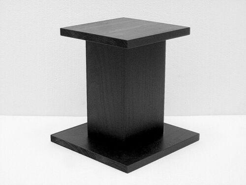 Custom Speaker Stand - SS-G - Mini Desktop to 12 18 24 30 42 + inch - Hard Wood