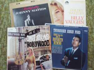Various LP record albums for sale- see ad for list and prices