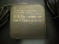 Asus 65W (19V 3.42A) AC Adapter Laptop Charger