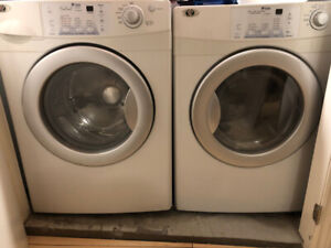 Maytag Neptune HE Front Loading Washer and Dryer