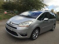 Citroen Grandpicasso exclusive 2.0 auto 7seater fully loaded