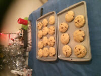 Delicious Home Baked Cookies