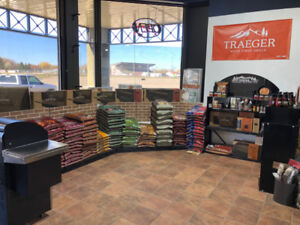 Traeger Wood Pellets - Spices - Rubs at Wild Rose Hot Tubs