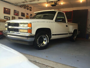 Beautiful 1995 Chevy stepside