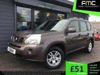 2009 Nissan X-Trail 2.2 DCI **Low Miles - Stunning Example**