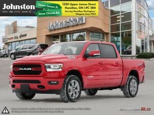 2019 Ram 1500 Big Horn  - Uconnect