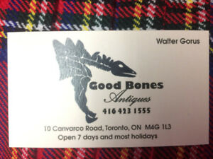 Good Bones - Your Local Antiques and Collectibles Store