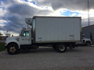 1995 INTERNATIONAL 40S SINGLE AXLE REEFER Windsor Region Ontario image 3