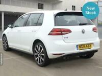 2015 Volkswagen Golf 1.4 TSI GTE 5dr DSG HATCHBACK Petrol/Plugin Elec Hybrid Aut