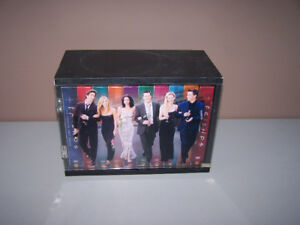 FRIENDS - Complete series- 1-10 in a wooden boxed set