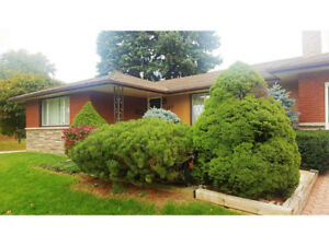 Detached 3 Bed, 1 WR,  full house for rent in Ancaster