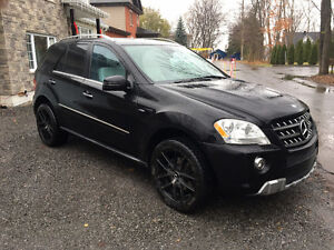 2011 Mercedes ML350 Bluetec Designo *** 1 taxe ***
