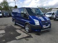 Ford Transit 260 Sport LR (blue) 2013