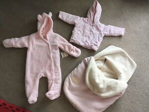 Baby Girl Winter Set! All items like new!!