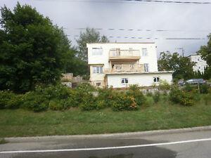 Maison à Boischatel avec garage - vue Fleuve
