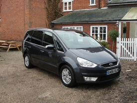 2006(56) FORD GALAXY 2.0 TDCI 140ps GHIA - FULL FORD SERVICE HISTORY - IN VGC -