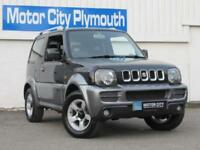 2007 SUZUKI JIMNY JLX PLUS ESTATE PETROL