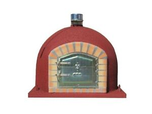 Hand Made and Wood Fired Pizza Ovens