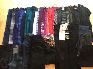 Large lot Maternity Clothes Size XS/S