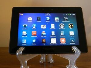 Blackberry Playbook 64 G and Wireless Keyboard and Case Kingston Kingston Area image 5