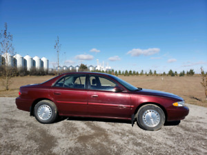 2000 Buick Century, low kms