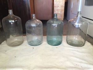 4 Carboys