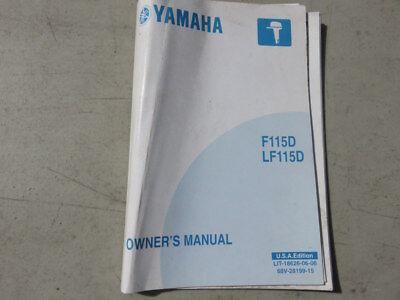2004 Yamaha Outboard Motor F25B T25B Factory Service Manual LIT-18626-05-06