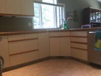 Cabinets, Counter Tops, Sinks, Taps - Kitchen and Bathroom