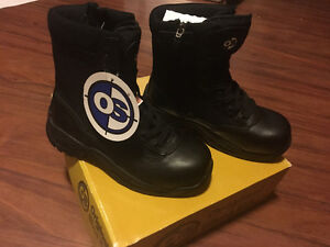 (2) New Security/Saftey Boots size 5