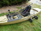 Hobie Pro Angler Kayaks Paddle Gumtree Australia