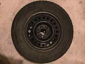 Toyo Open Country Winter Tires on Rims  Lots of Tread