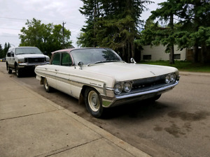 1961 oldsmobile supper 88 currently on road