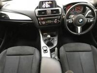 2015 65 BMW 1 SERIES 2.0 120D M SPORT 5D 188 BHP DIESEL